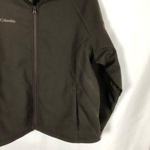 Columbia Lady Ace II Soft Shell Jacket 1X